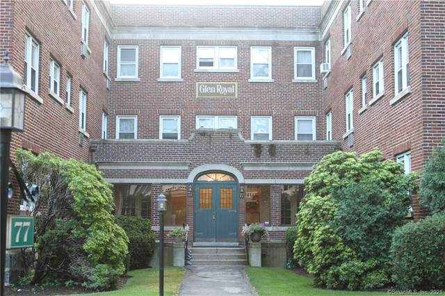 77 Glenbrook Road #106, Stamford, CT 06902 (MLS #170386150) :: Around Town Real Estate Team