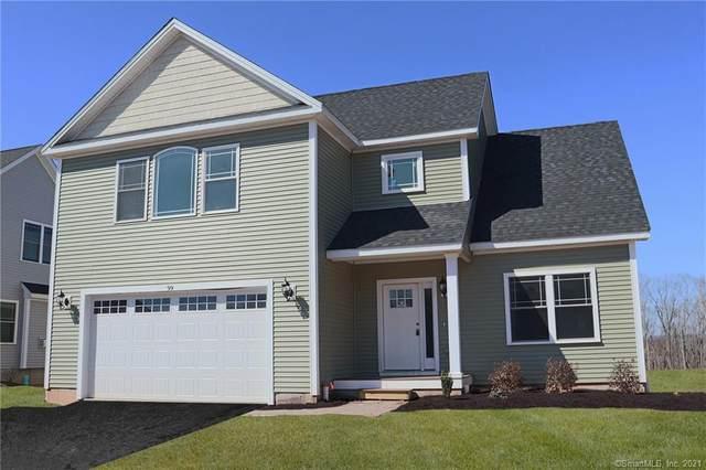 99 Bleeker Circle, North Haven, CT 06473 (MLS #170386159) :: Spectrum Real Estate Consultants