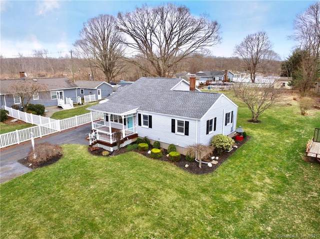 61 Ark Road, Branford, CT 06405 (MLS #170386165) :: Forever Homes Real Estate, LLC