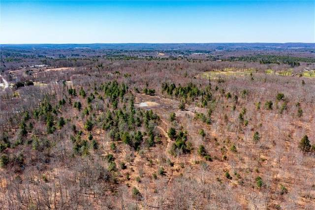 0 Hill Road, Thompson, CT 06277 (MLS #170386167) :: Anytime Realty