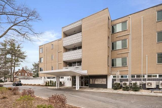 5 Bishop Road #202, West Hartford, CT 06119 (MLS #170386178) :: Around Town Real Estate Team