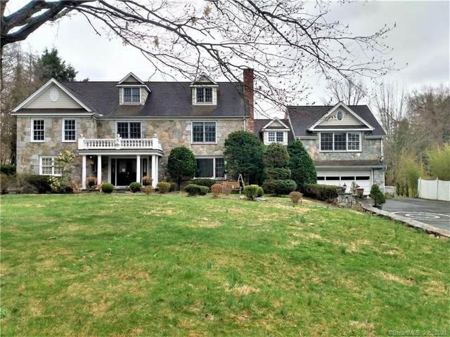 12 Old Mill Lane, Stamford, CT 06902 (MLS #170386188) :: Spectrum Real Estate Consultants