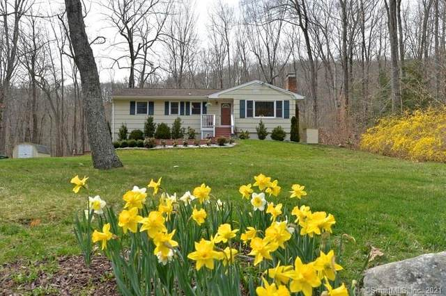 36 Shields Lane, Ridgefield, CT 06877 (MLS #170386198) :: The Higgins Group - The CT Home Finder