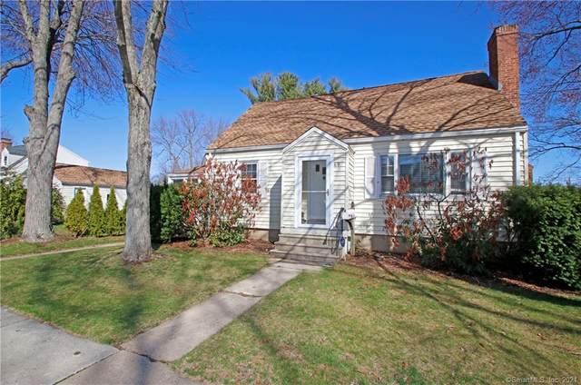 60 Acadia Street, West Hartford, CT 06119 (MLS #170386230) :: Spectrum Real Estate Consultants