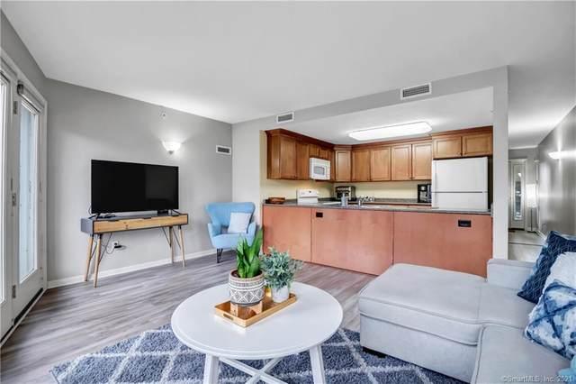 3250 Fairfield Avenue #114, Bridgeport, CT 06605 (MLS #170386242) :: Spectrum Real Estate Consultants