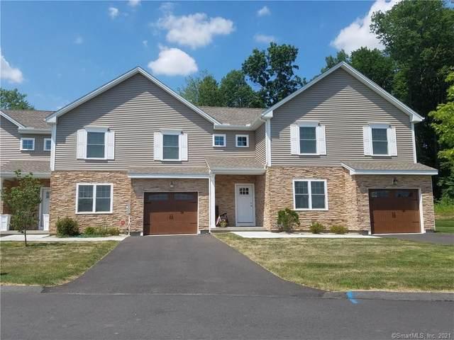 709 Old Village Circle, Windsor, CT 06095 (MLS #170386250) :: Spectrum Real Estate Consultants