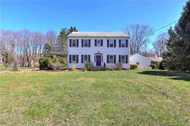 705 Orange Center Road, Orange, CT 06477 (MLS #170386275) :: Spectrum Real Estate Consultants