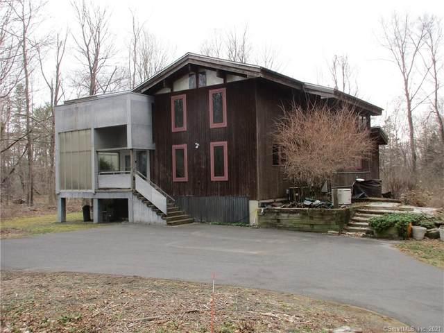 180 Peck Hill Road, Woodbridge, CT 06525 (MLS #170386278) :: Around Town Real Estate Team