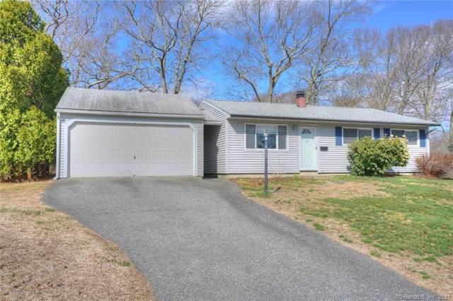 44 Nantucket Drive, Groton, CT 06355 (MLS #170386296) :: Next Level Group