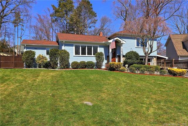 37 Stone Wall Drive, Stamford, CT 06905 (MLS #170386306) :: Forever Homes Real Estate, LLC