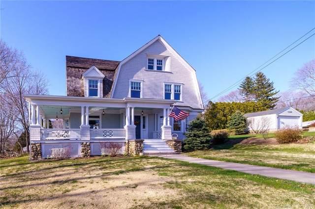4 Reynolds Hill Road, Stonington, CT 06355 (MLS #170386316) :: Spectrum Real Estate Consultants