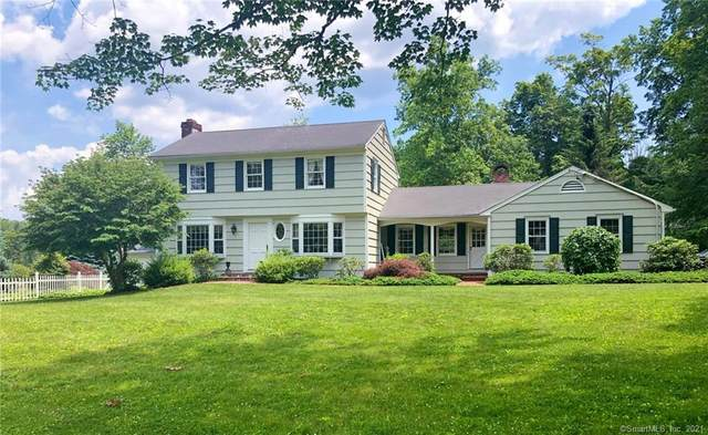 46 Tally Ho Road, Ridgefield, CT 06877 (MLS #170386317) :: Around Town Real Estate Team