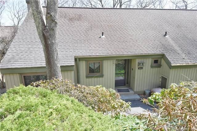 1016 Heritage Village A, Southbury, CT 06488 (MLS #170386355) :: Around Town Real Estate Team