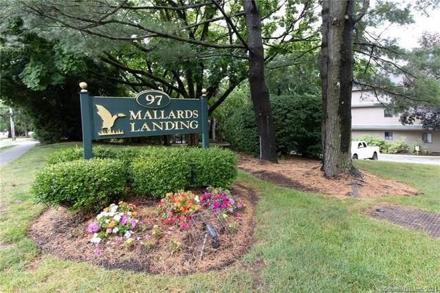 97 Richards Avenue B3, Norwalk, CT 06854 (MLS #170386367) :: Forever Homes Real Estate, LLC