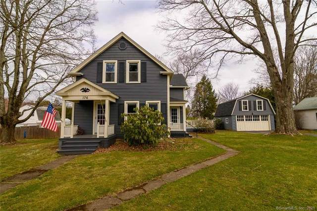 176 Old Turnpike Road, Thompson, CT 06277 (MLS #170386378) :: Forever Homes Real Estate, LLC