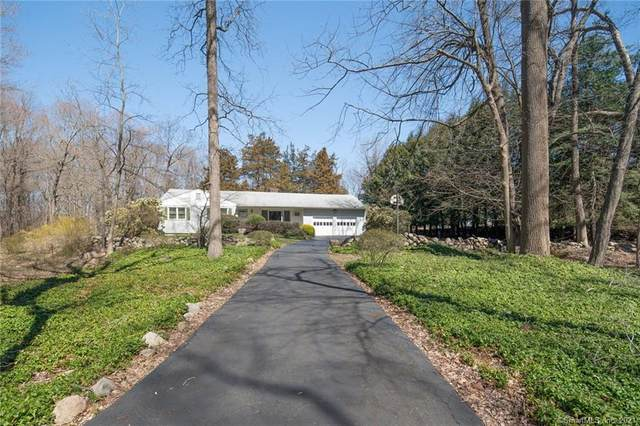 112 Dabney Road, New Canaan, CT 06840 (MLS #170386381) :: The Higgins Group - The CT Home Finder