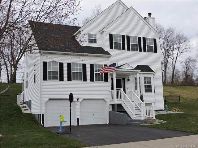51 Nutmeg Court, Middletown, CT 06457 (MLS #170386435) :: Spectrum Real Estate Consultants