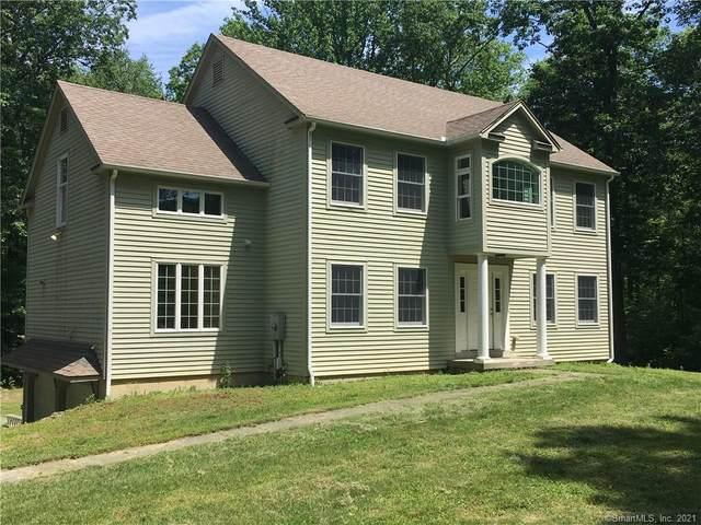 18 Costa Lane, Redding, CT 06896 (MLS #170386486) :: Tim Dent Real Estate Group