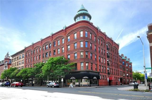 1 Linden Place #309, Hartford, CT 06106 (MLS #170386491) :: Forever Homes Real Estate, LLC
