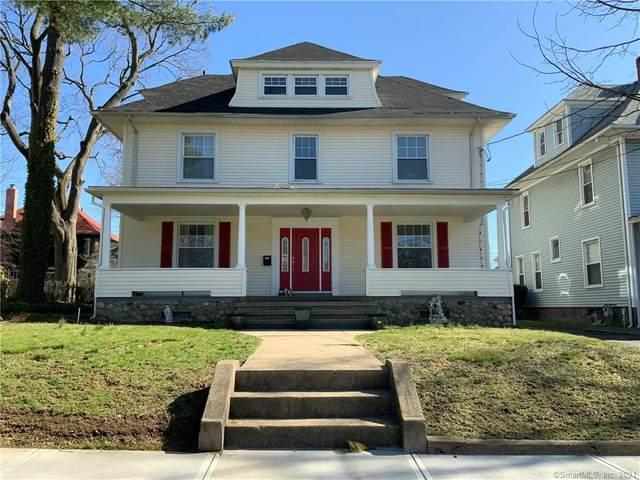 1920 Park Avenue, Bridgeport, CT 06604 (MLS #170386511) :: Spectrum Real Estate Consultants