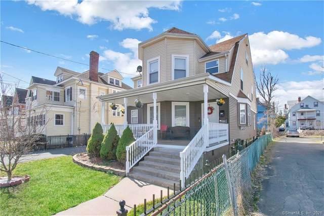35 Irving Street, Hartford, CT 06112 (MLS #170386527) :: Spectrum Real Estate Consultants