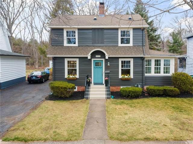 117 Thornton Street, Hamden, CT 06517 (MLS #170386533) :: Forever Homes Real Estate, LLC
