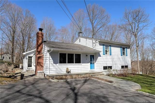 32 Bob Hill Road, Ridgefield, CT 06877 (MLS #170386543) :: Around Town Real Estate Team