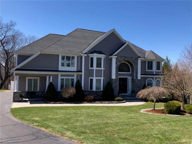 100 Summit Crest Drive, Glastonbury, CT 06073 (MLS #170386554) :: Spectrum Real Estate Consultants