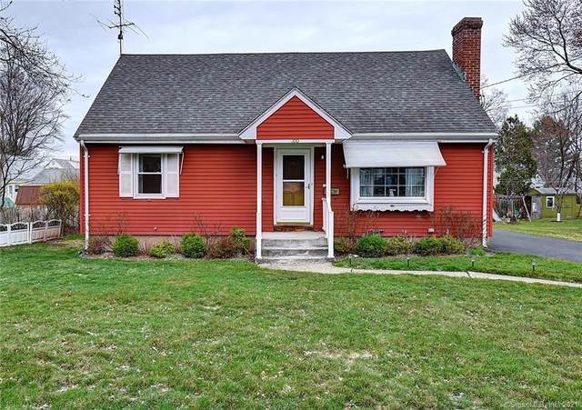 100 Randal Avenue, West Hartford, CT 06110 (MLS #170386578) :: Spectrum Real Estate Consultants