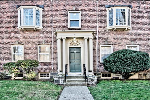 55 Haddon Street #3, Bridgeport, CT 06605 (MLS #170386584) :: Forever Homes Real Estate, LLC