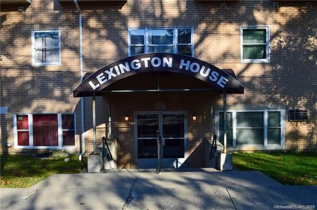 30 Stevens Street #207, Bridgeport, CT 06606 (MLS #170386588) :: Frank Schiavone with William Raveis Real Estate