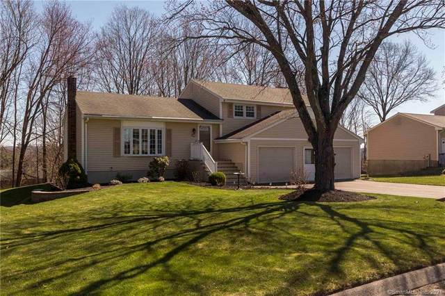 11 Brittany Circle, Cromwell, CT 06416 (MLS #170386600) :: Carbutti & Co Realtors
