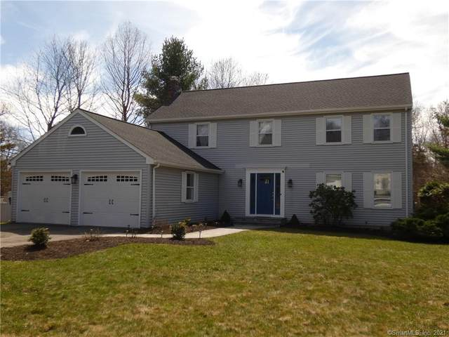 3 Brookfield Court, Cheshire, CT 06410 (MLS #170386628) :: Around Town Real Estate Team