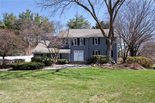 4 Watson Drive, Simsbury, CT 06092 (MLS #170386655) :: The Higgins Group - The CT Home Finder