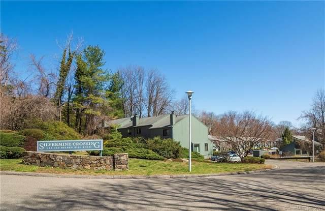123 Old Belden Hill Road #38, Norwalk, CT 06850 (MLS #170386661) :: The Higgins Group - The CT Home Finder