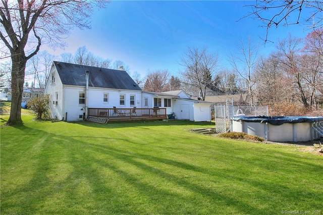 30 Merrill Road, Trumbull, CT 06611 (MLS #170386665) :: Forever Homes Real Estate, LLC