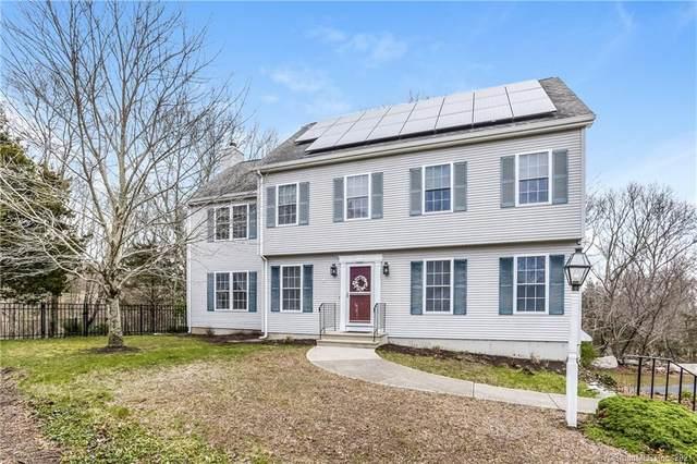 64 Hancock Drive, Groton, CT 06355 (MLS #170386667) :: Forever Homes Real Estate, LLC