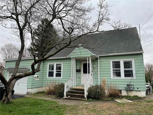 156 Lewis Street, Naugatuck, CT 06770 (MLS #170386670) :: Kendall Group Real Estate | Keller Williams