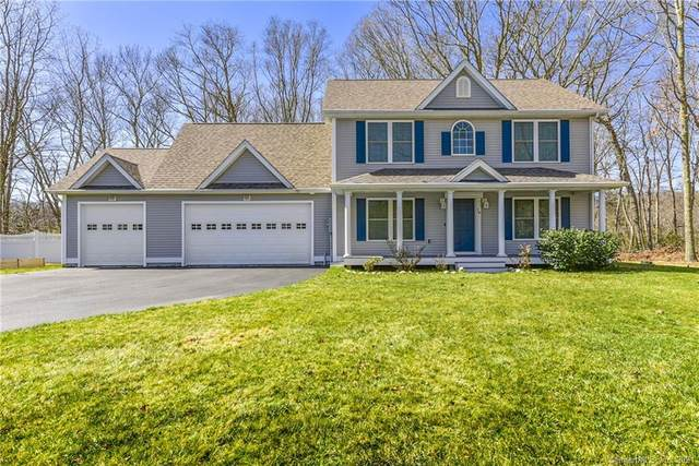 79 Mill Pond Circle, Groton, CT 06340 (MLS #170386686) :: The Higgins Group - The CT Home Finder