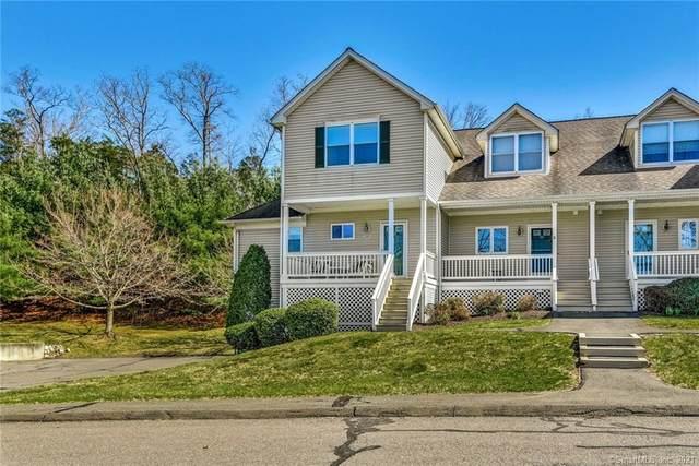 19 Copper Creek Circle, Newtown, CT 06470 (MLS #170386687) :: Spectrum Real Estate Consultants