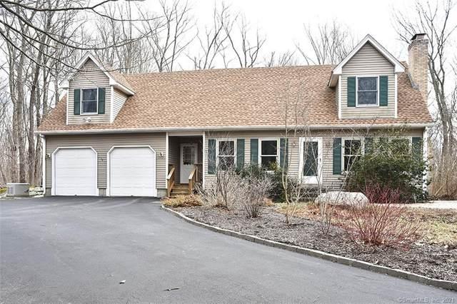 107 Forsyth Road, Salem, CT 06420 (MLS #170386715) :: Around Town Real Estate Team