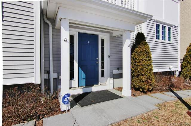 175 West Avenue #3, Stamford, CT 06902 (MLS #170386721) :: Forever Homes Real Estate, LLC