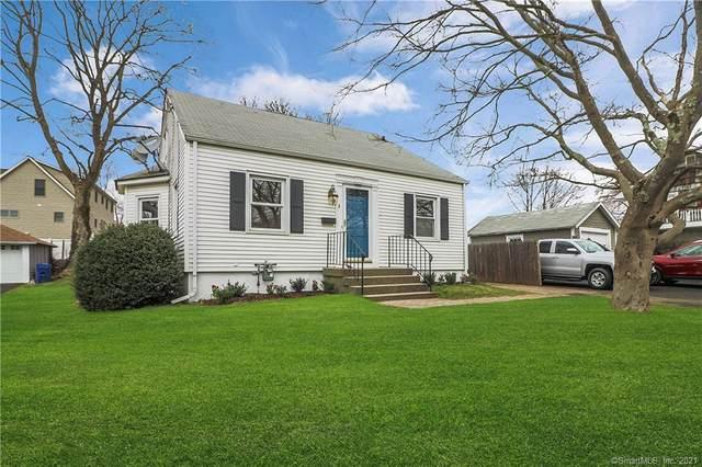 2 Ingleside Avenue, Norwalk, CT 06850 (MLS #170386732) :: Spectrum Real Estate Consultants