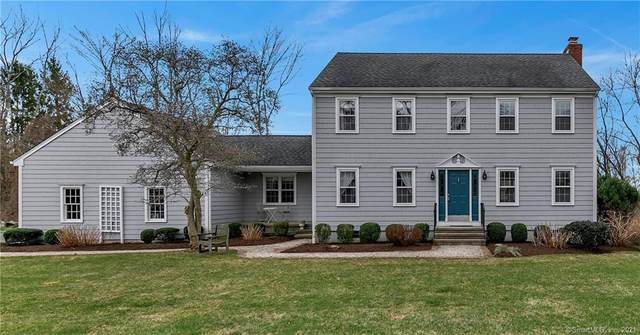 60 Wagon Wheel Road, Redding, CT 06896 (MLS #170386735) :: The Higgins Group - The CT Home Finder