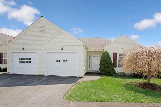 74 Elizabeth Circle #74, Newtown, CT 06482 (MLS #170386743) :: Around Town Real Estate Team