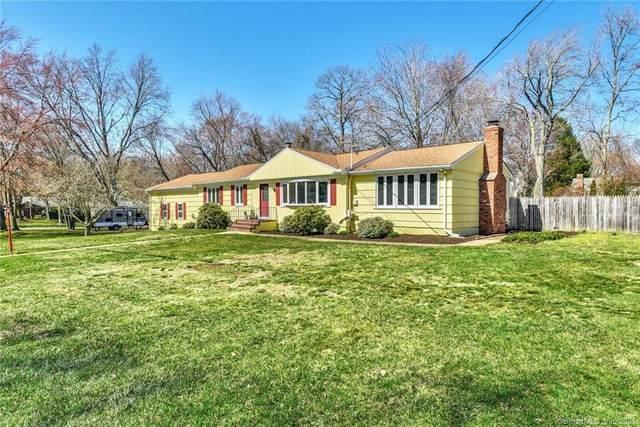 40 Lillian Drive, Trumbull, CT 06611 (MLS #170386762) :: Forever Homes Real Estate, LLC