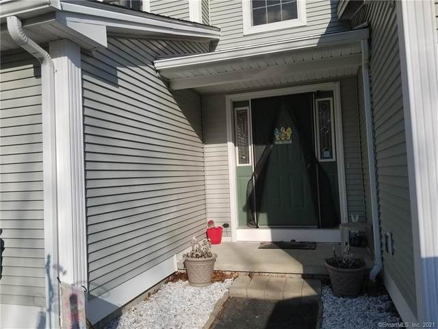 202 Brookes Landing #202, Killingly, CT 06239 (MLS #170386763) :: Forever Homes Real Estate, LLC