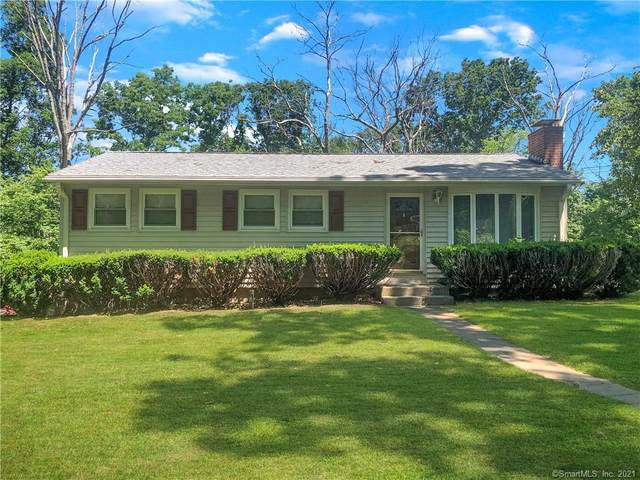 1 Woodward Road, Columbia, CT 06237 (MLS #170386781) :: Linda Edelwich Company Agents on Main