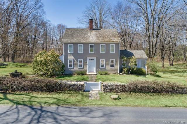 217 Umpawaug Road, Redding, CT 06896 (MLS #170386825) :: Spectrum Real Estate Consultants