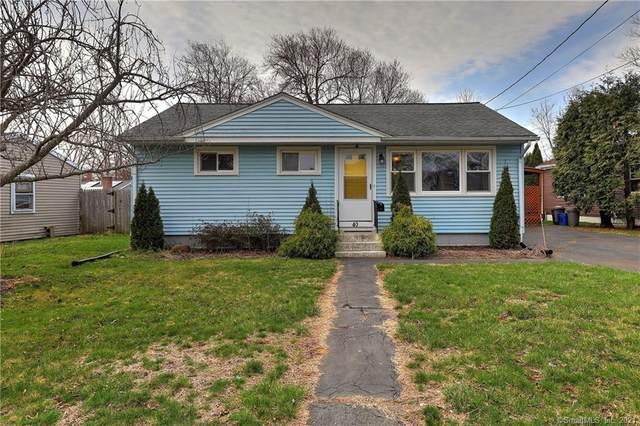 40 Easy Rudder Lane, West Haven, CT 06516 (MLS #170386839) :: Forever Homes Real Estate, LLC